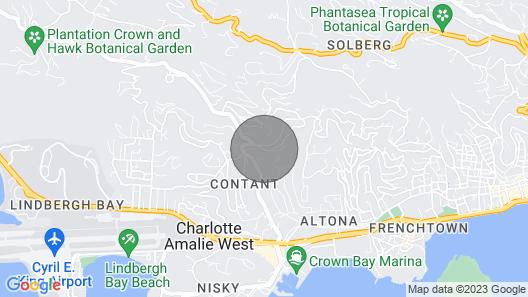 Islandview Guest House Unit # 2 Map