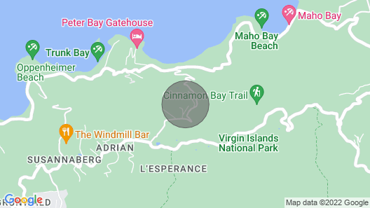 Mango Bay: Amazing North Shore Views! Map