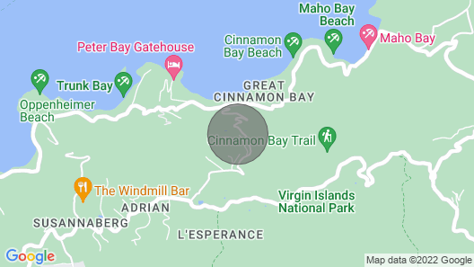 Hakuna Matata: High-end Island Living! Map