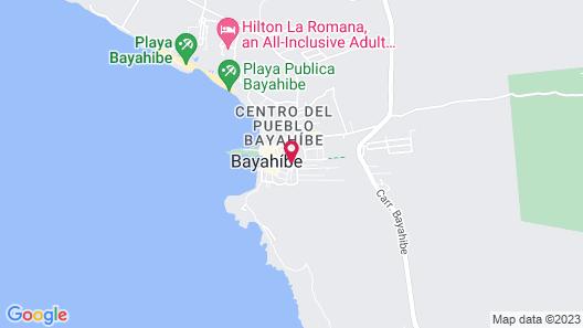 Aparta-Hotel Villa Baya Map