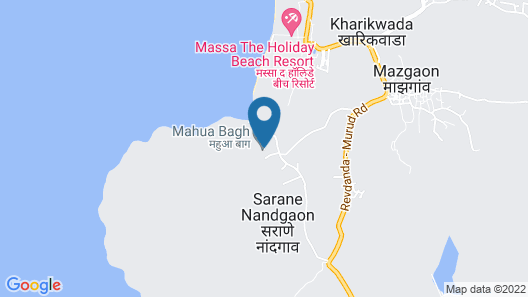 Beyond Stay Mahua Bagh Murud Map
