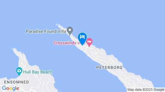Pallina Villa Map