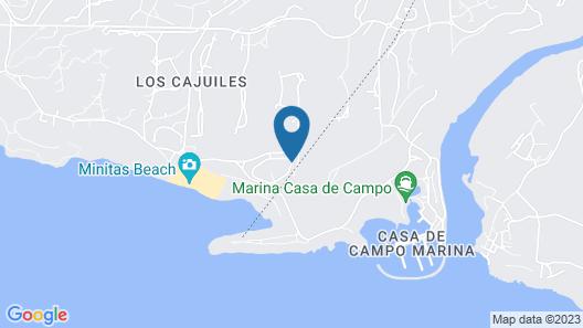 Villas Los Pinos by Casa de Campo Resort & Villas Map