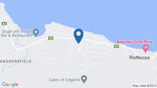 Emerald Estate Gated Community Ochi Rios Map