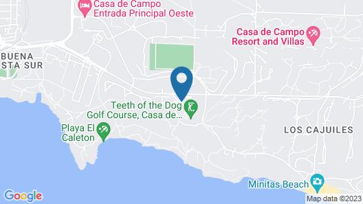 Casa de Campo Resort and Villas Map