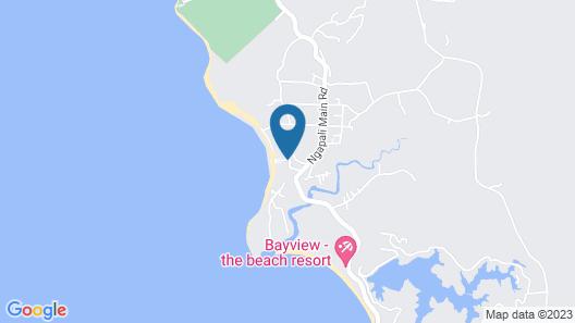 Yoma Cherry Lodge Map