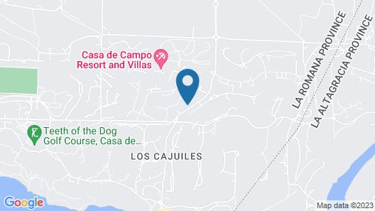 Villa del Campo by Casa de Campo Resort & Villas Map