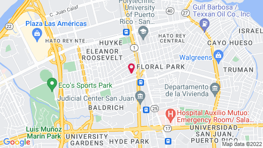 Zen Retreat Map