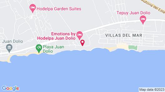 Emotions by Hodelpa - Juan Dolio Map