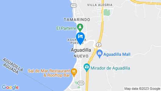 Medusas Hostel Map