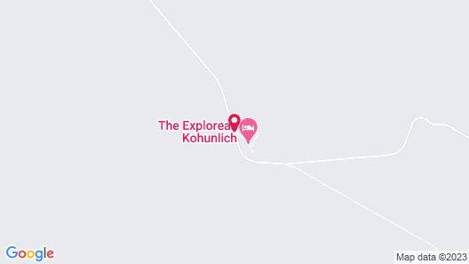 Explorean Kohunlich - All Inclusive Map