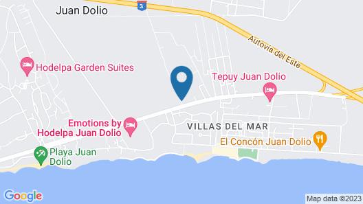 Villa Juan Dolio Map