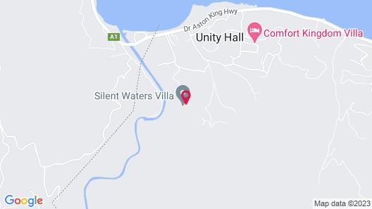 Silent Waters Villa Map