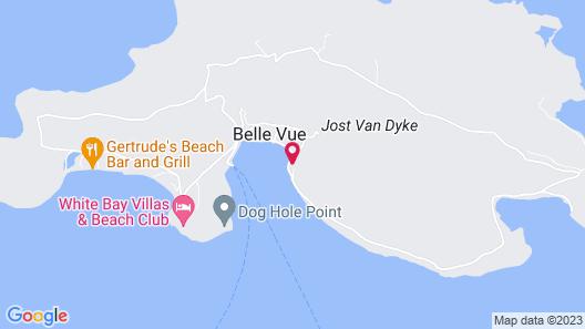 Sea Crest Inn Map