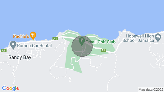 Oleander Staycation                     . Map