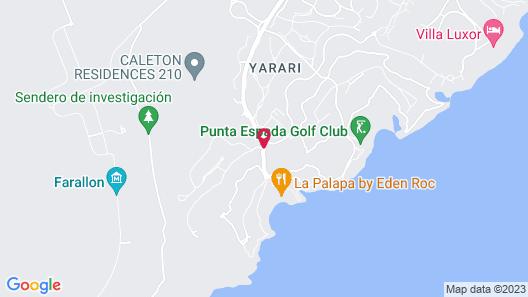 Eden Roc at Cap Cana Map