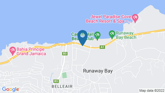 Holiday Haven Resort & Banquet Hall Map