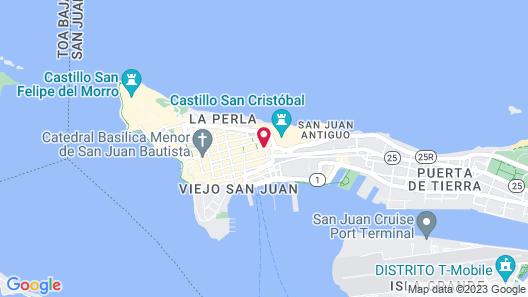 Casa Of Essence Map