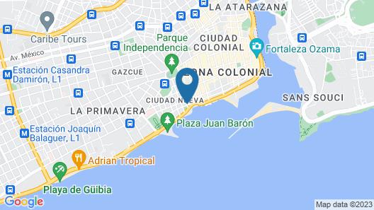 RIG Puerto Malecon Map