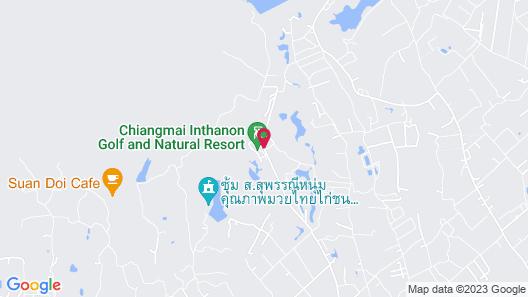 Chiangmai Inthanon Golf and Natural Resort Map