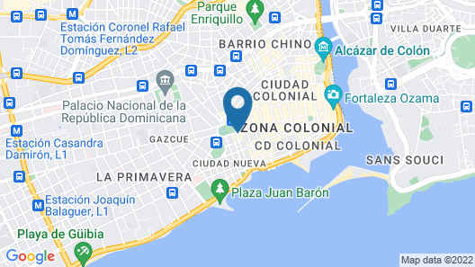 Hotel Discovery Map