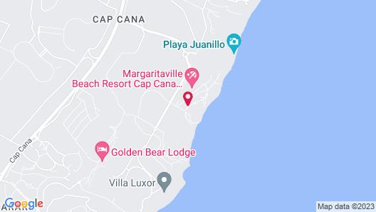 Secrets Cap Cana Resort & Spa Map