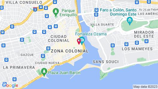 Hodelpa Nicolas de Ovando Map