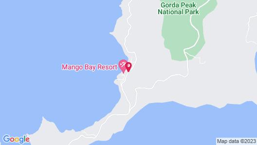 Mango Bay Resort Map