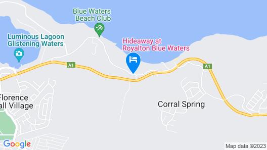 Royalton White Sands Resort & Spa All Inclusive Map