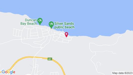876 Beach Club Map
