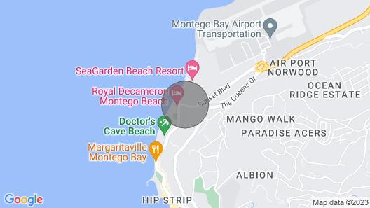 Chatham Palms - Free Beach Access - AIR CON Throughout Map