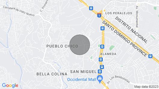 Residencial LP9 Map
