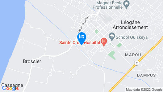 Arawak Hotel Map