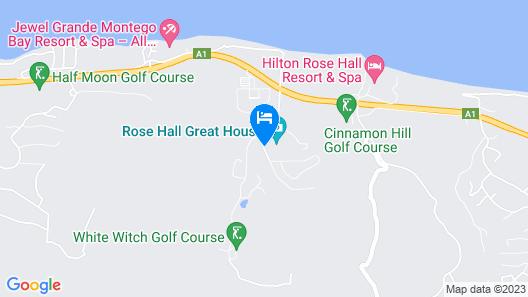 Rose Hall de Luxe Map
