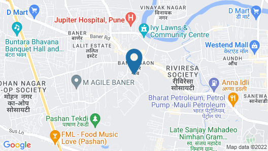 Pancard Club Map
