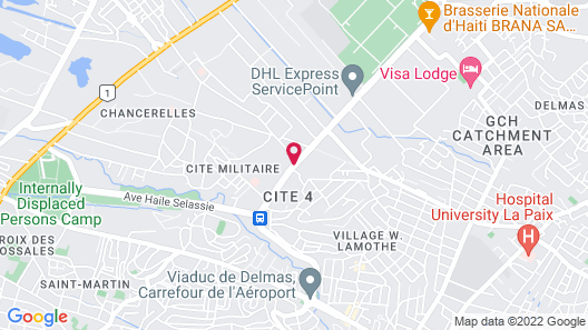 Constellation Hotel Map