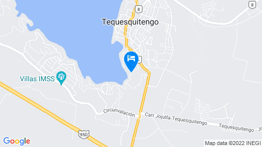 Real de Teques Map