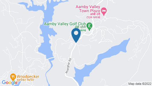 Aamby Valley City Map