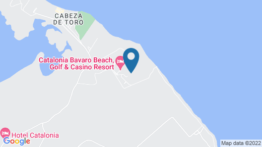 Catalonia Royal Bavaro - Adults Only - All Inclusive Map