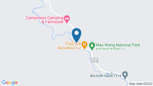 Chai Lai Mountain Map
