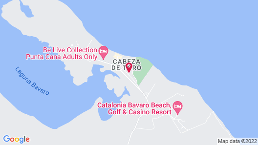 Radisson Blu Resort & Residence Punta Cana All Inclusive Map