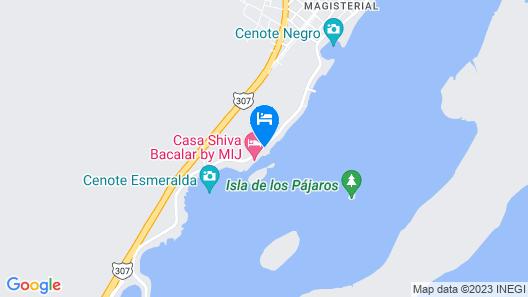 Casa Bakal Map