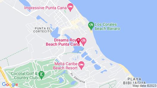 Now Larimar Punta Cana Map