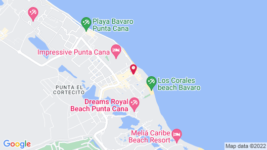 whala!bavaro - All inclusive Map