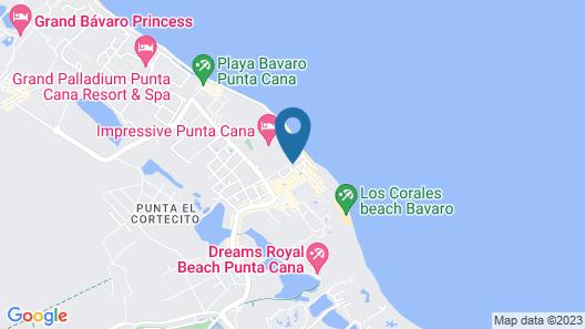 Chateau del Mar Map