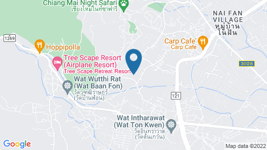 Monkey House Map