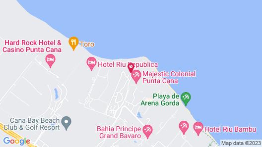 Royalton Splash Punta Cana Resort & Spa - All Inclusive Map