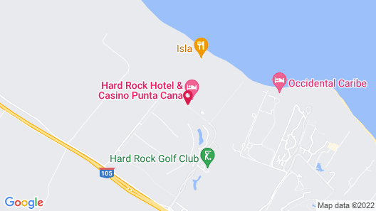 Beach Rock Condo Boutique Map