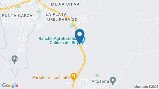 Hotel Colinas Del Rey Map