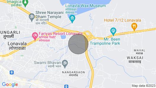 Lonavala park  villa Map